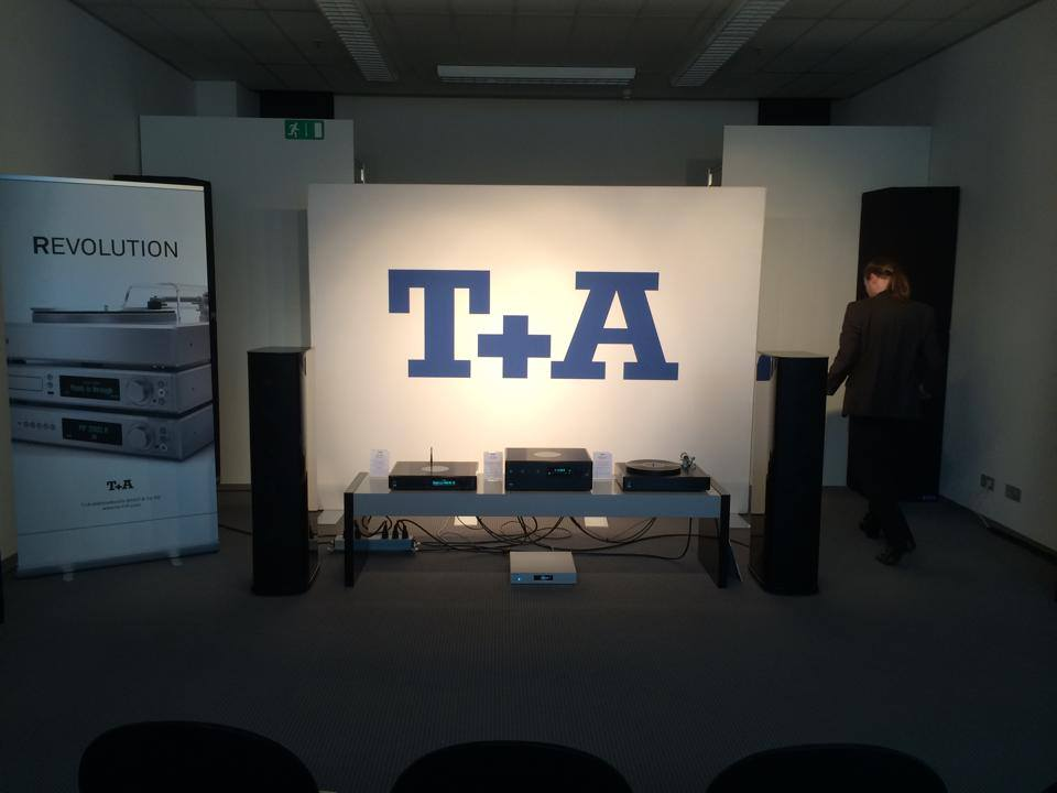 T+A на Munich High End Show 2015